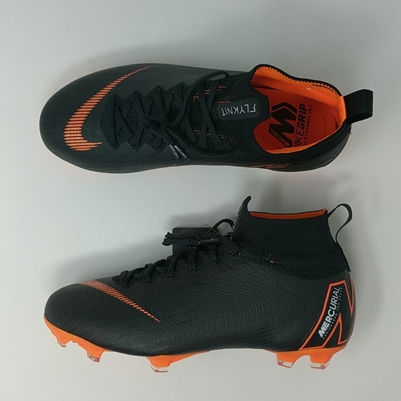 new arrival 4bf6e 58d12 Nike JR Mercurial Superfly 6 Elite FG Soccer Cleat